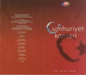 2008-TRT Cumhuriyet Konseri