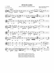 Buselik Şarkı-Güle Sor bülbüle sor
